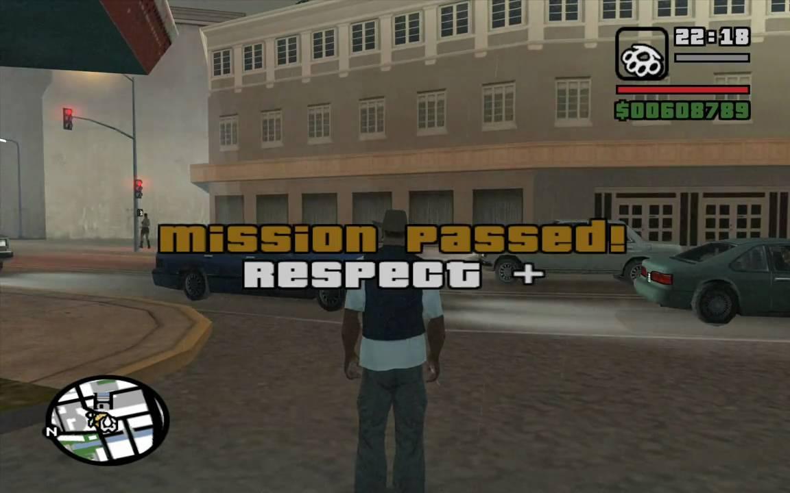 GTA San Andreas - Madd Dogg's Rhymes (OG LOC Mission #2 ...