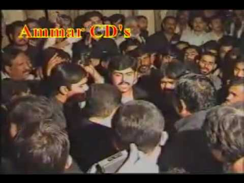 D.i.khan Bawa Sibtain Shah Noha shabir Ka Akhree Sajda He video