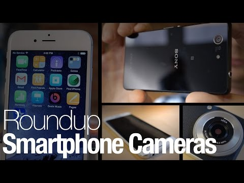 The Best Smartphone Cameras