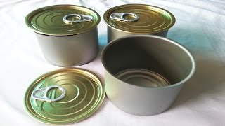round cans containers sealing machinery semi automatic sealer equip metal latas máquina de sellado