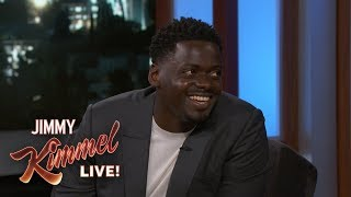 Daniel Kaluuya's Mom Doesn't Understand His Success