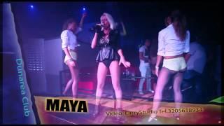 Dunarea Club  Special guest MAYA