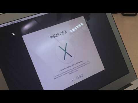 Hướng dẫn cài hệ điều hành Mac OS | Hướng dẫn cài hệ điều hành Mac OS