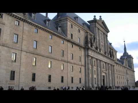 The  Real Monasterio de El Escorial - Spain  -  UNESCO World Heritage Site