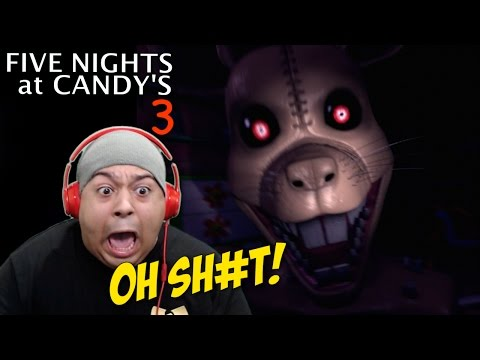 A F#%KING RAT B#TCH!! [FIVE NIGHTS at CANDY'S 3] [DEMO] [COMPLETED!]