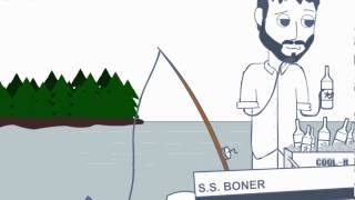 Rooster Teeth Animated Adventure Impressions & Fishing