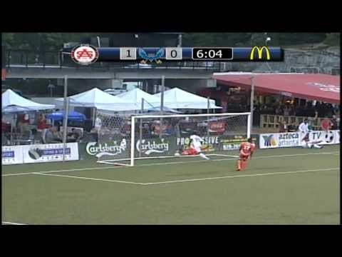 Game 6 Highlights - Silverbacks vs. RailHawks