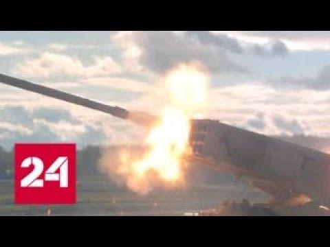 Огненные защитники России: в Омске начали выпуск модернизированных Солнцепеков - Россия 24