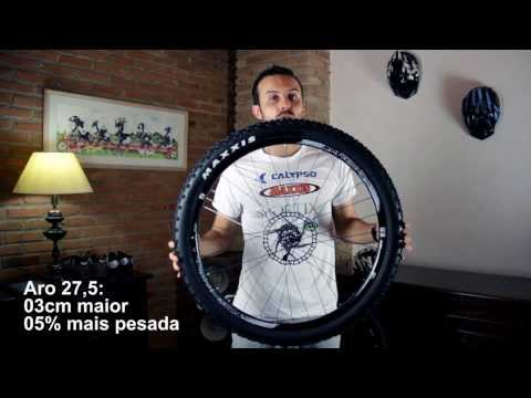 As vantagens das rodas 27.5 - Escola de Mountain Bike