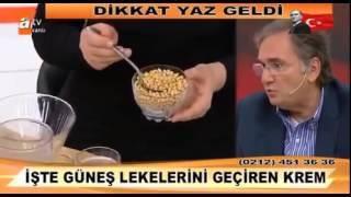 İbrahim Saraçoğlu - Güneş Lekelerini Geçiren Kür Video