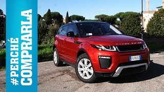 download lagu Range Rover Evoque 2015   Perché Comprarla... E gratis