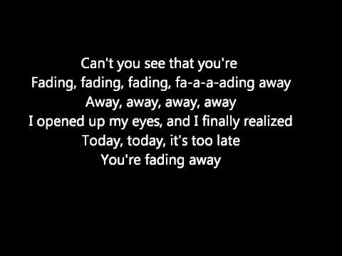 Rihanna Fading away lyrics