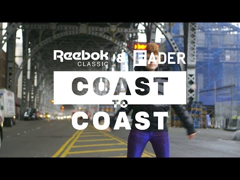 Kiesza Shows Miss Info Her Favorite NYC Spots For Reebok x The FADER's <a href=