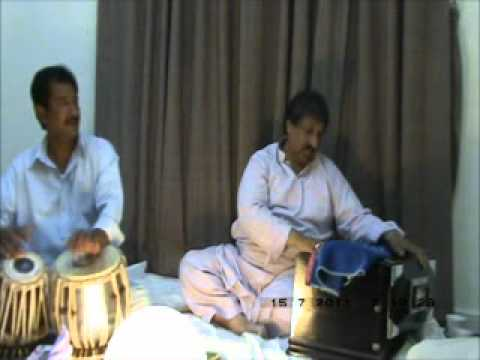 IK MAI HOWAN FINAL.wmv....originally by Ustad Ghulam Ali khan...