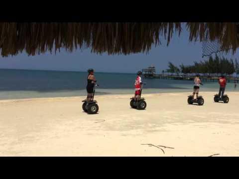 Havana Beach Club Roatan - Segway Tour