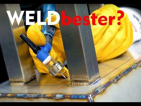 Der beste WIG Brenner weltweit ? | HDB GEAR GT 2.1 Taster