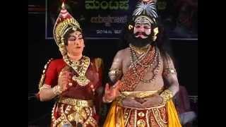 Yakshagana - Mantapa Thrivali - Daksha Yajna- Part 12