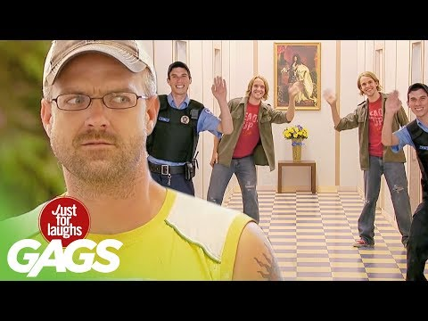 Best Of Just For Laughs Gags – Movie Inspired Pranks