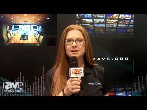 InfoComm 2014: RPM A-V Services Explains the Services it Provides