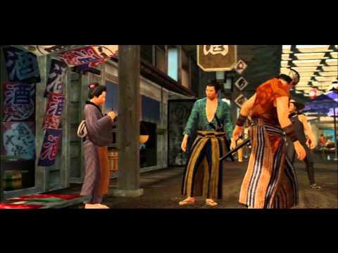 Yakuza Ishin Demo Gameplay PS3 HD part2/3 thumbnail