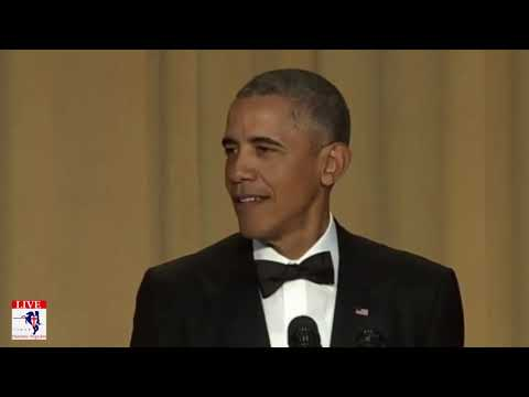 Barack Obama Roasts Bernie Sanders At White House Correspondents' Dinner 2016