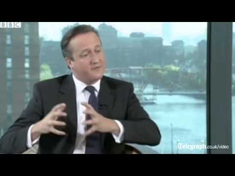 David Cameron  Britain may have to leave ECHR