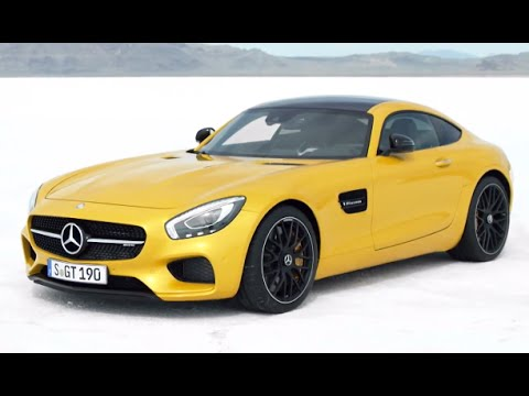 New Mercedes-AMG GT 2015 Review Nico Rosberg AMG GT Driving Interior AMG GT PS4 Commercial CARJAM TV