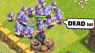 TOP COC FUNNY MOMENTS, Glitches, Wins & Fail Compilation #17 | Clash Of Clans Funny Video