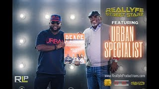 Urban Specialist on Peace on the Streets Rally, stopping violence in Dallas | #ReallyfeStreetStarz