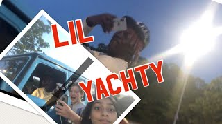 MEETING LIL YACHTY