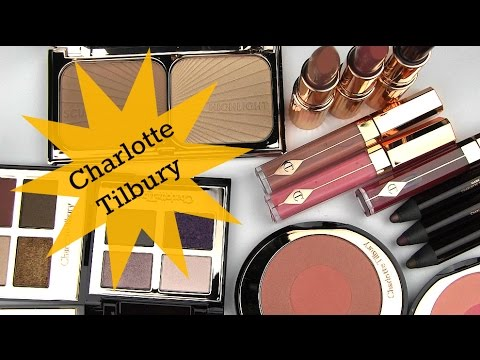 Charlotte Tilbury Makeup: Live Swatches & Review