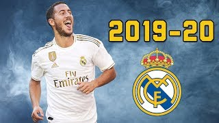 Eden Hazard Real Madrid 2019-20 ● The Beginning 🇧🇪⚪