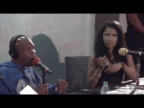 Nicki Minaj Speaks On Meek Mill Dating Rumors