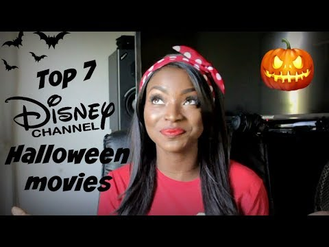 TOP 7 Disney Channel Halloween Movies + TRAILERS!!!! 90's Babies Stand Up!!