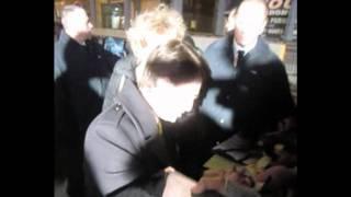 Daniel Radcliffe - Paris - Avant première
