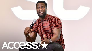 Kevin Hart Refuses To Discuss Backlash To Homophobic Tweets Amid Oscars Drama: 'I'm Over It'