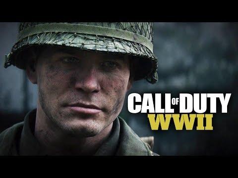 Call of Duty WW2 Story Trailer (NEW)