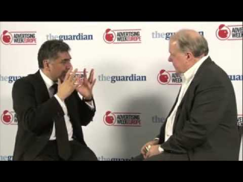 Advertising Week Europe - James Caan Interview, March 2013
