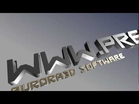 3D Title Animation Maker | Intro Maker by Aurora3D Software