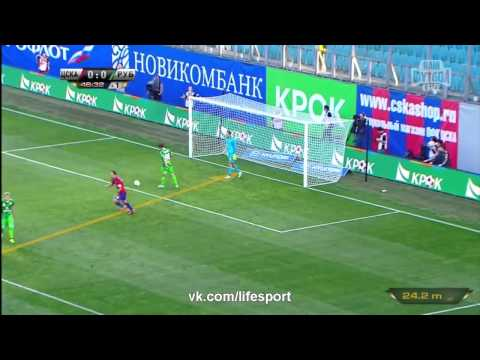ЦСКА 1:0 Рубин