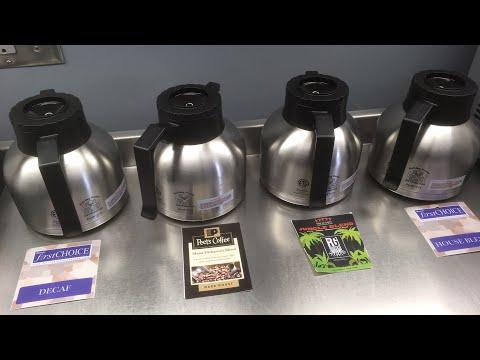 США кофе на работе повышение производительности труда