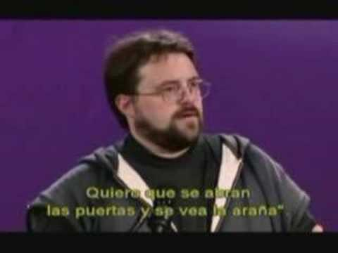 Kevin Smith about talk Superman Video