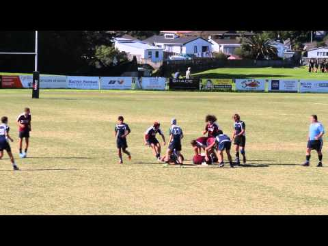 Botany Downs Secondary College u15 MVI 4964 Tommie try