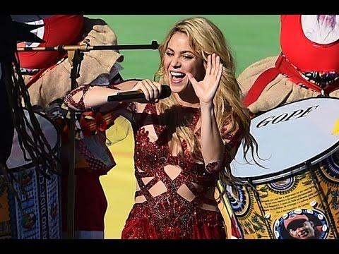 FIFA World Cup 2014: Shakira, Carlos Santana, Samba performance for closing ceremony