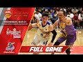 San Miguel Alab Pilipinas vs CLS Knights Indonesia | FULL GAME | 2017-2018 ASEAN Basketball League MP3