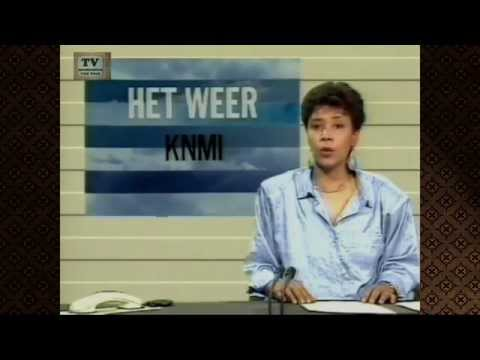 NOS Journaal: Aanslag Kedichem 29-03-1986 - Aanslag op Hans Janmaat