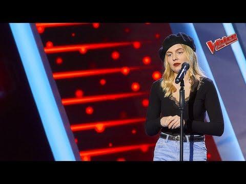 Anette Kolková - Labrinth : Jealous | The Voice Česko Slovensko 2019