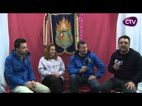 SANT ANTONI HUI A LES ENTREVISTES ESPECIALS DE FALLES DE CULLERA TV