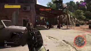Tom Clancy's Ghost Recon® Wildlands Fallen Ghosts Interrogate the Liutenant