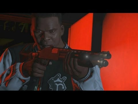 GTA 5 - Franklin Character Trailer
